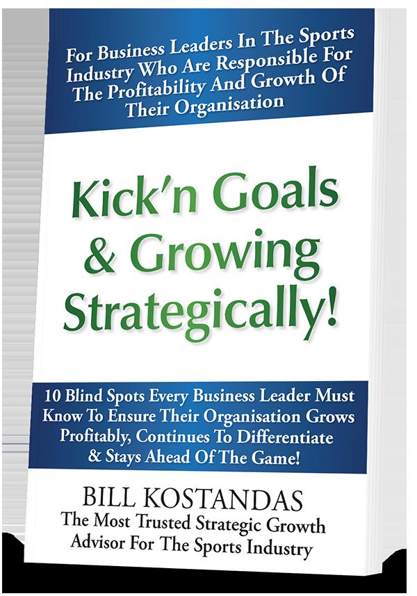 Kick'n Goals & Growing Strategically!